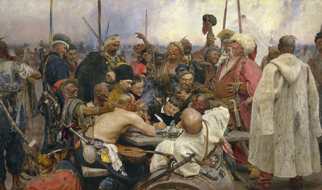 In Reply Of The Cossacks