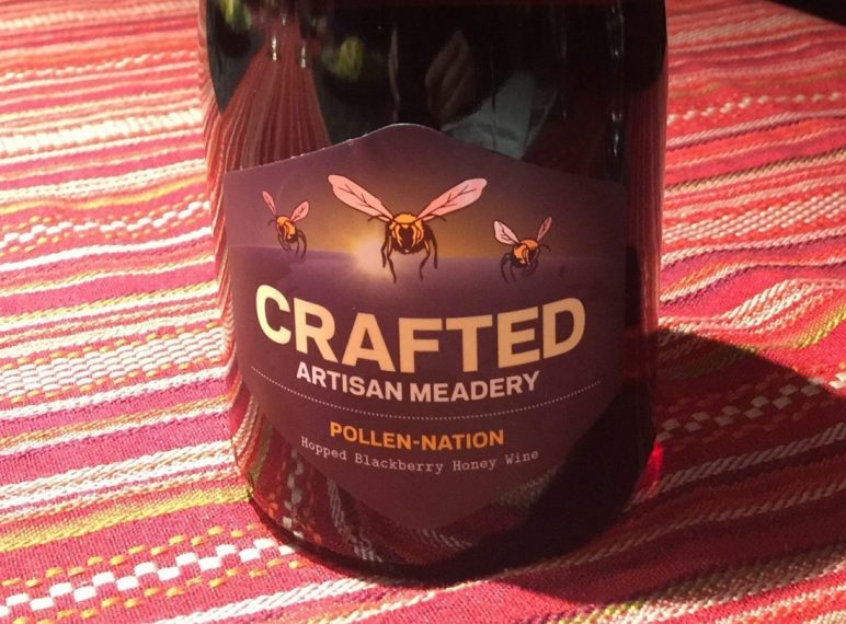 Handcrafted Artisian Meadery Blackberry - Main