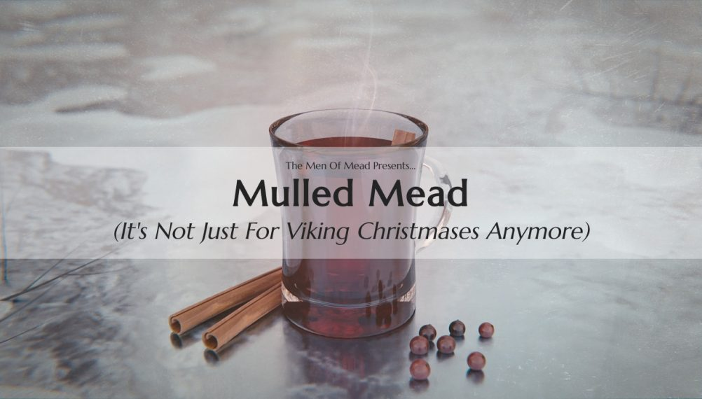 Spiced Mulled Mead Main
