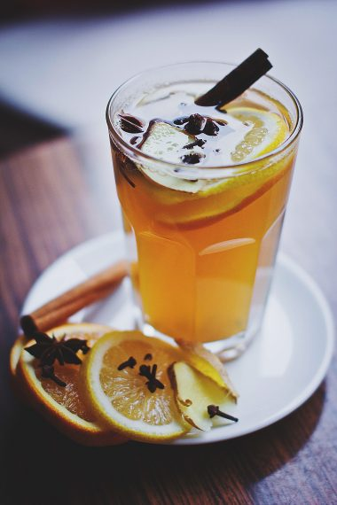 Spiced Mulled Mead Recipe