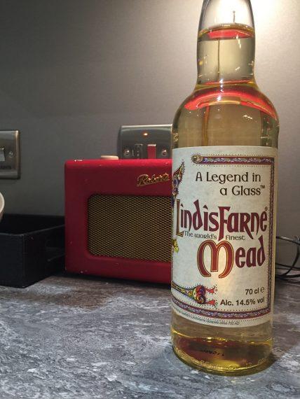 Lindisfarne Bottle