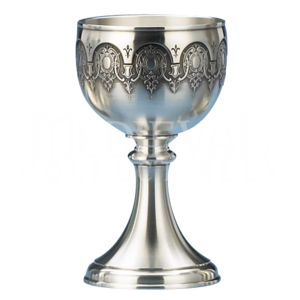 Pewter Goblets For Mead